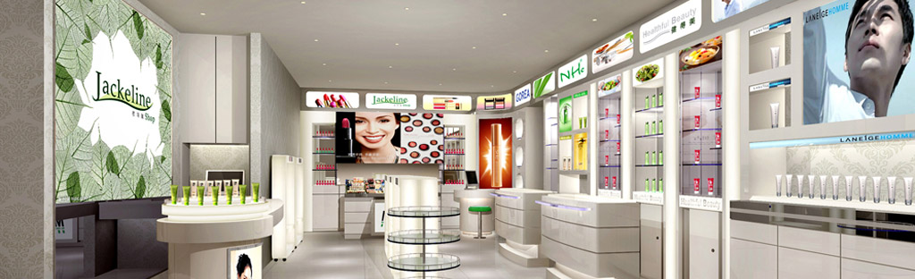 Cosmetic Showcases