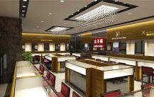 凡路珠宝展柜厂分享内嵌式展柜特征以及结构