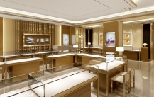 深圳哪里可以定做珠宝展柜?