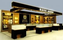 品牌专卖店采购展柜,都追求自主设计和新时尚