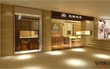 广东凡路展柜厂设计制作珠宝展柜不锈钢的加工价格!