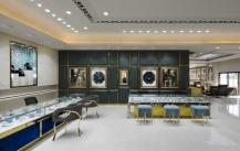 珠宝展示柜常用的玻璃制作价格