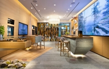 公司展厅展示柜该如何设计?