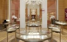 国内定做珠宝展柜为什么不选择铝、铜、铁做为基材