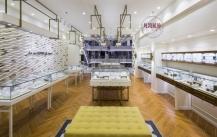 珠宝店柜台该如何摆放才吸引客流?