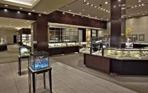 怎么增强珠宝展柜的展示立体感?