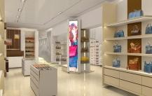 奢侈品展柜设计制作注意四个方面