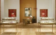 深圳展柜厂有哪些珠宝展示柜类型?