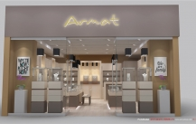 深圳展柜厂教你如何挑选珠宝展示柜台?