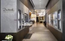 高端珠宝展柜提升品牌知名度