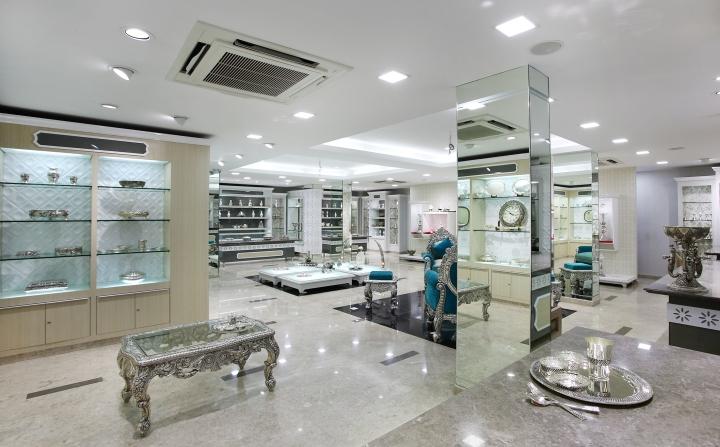 香港威斯蒂品牌店展柜设计效果图