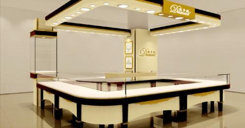 商场珠宝柜台价格是多少?