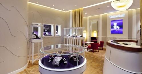 订做珠宝柜台大概要多少钱?