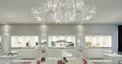 Iko jewelry is making jewelry display cases.