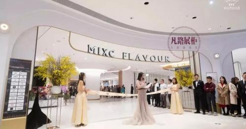 深圳湾万象城Ole'精品超市展柜定制案例全揭秘