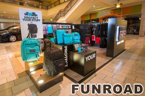 商店店铺配件展示架/服装店展示架和手提包展示柜