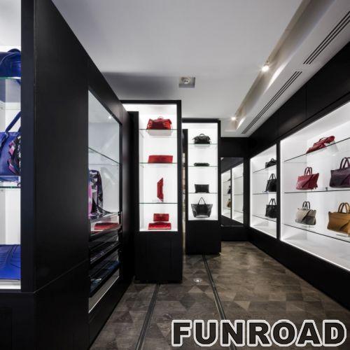 特价零售店展示柜,手提包展示柜