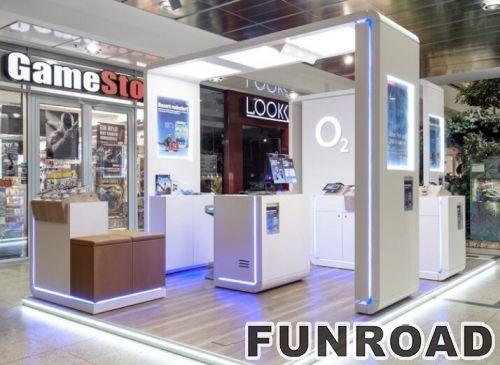 FRSJ01手机体验店展示柜台