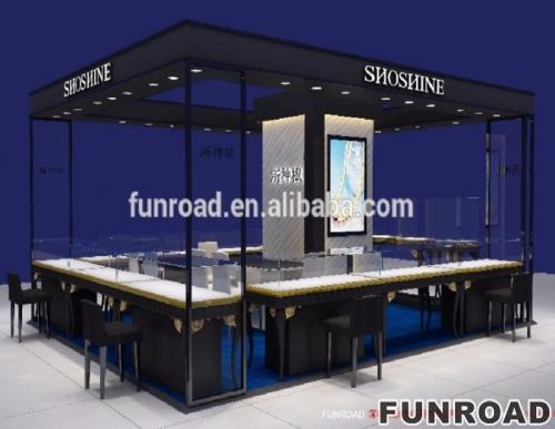 工厂直营销售商场珠宝陈列展柜