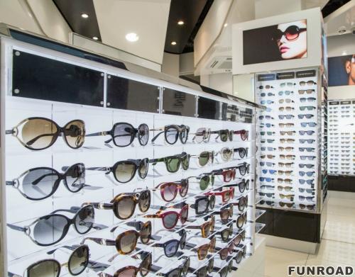 高端精品眼睛店设计
