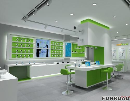 电子产品店铺设计