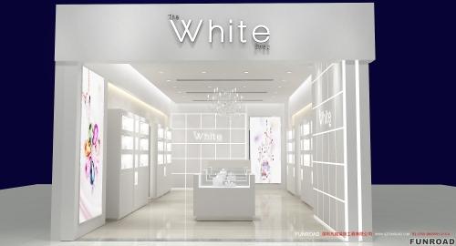2018年珠宝店渲染珠宝玻璃展柜手表玻璃展柜