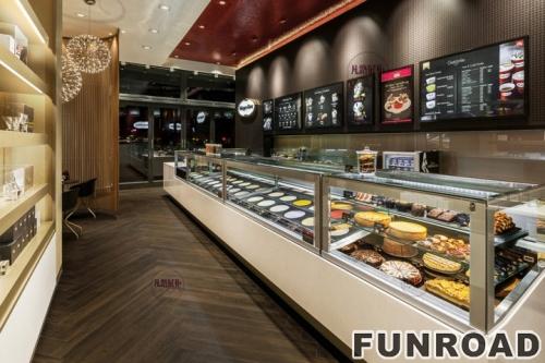 FRSP-94191面包点心店展柜案例