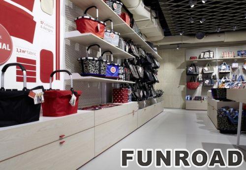 简约风格透明亚克力手提包展示架手提包柜台