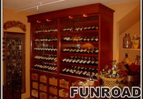 深圳展柜厂,承接全国酒类展示柜订制