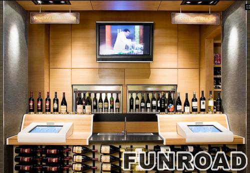 家用私人酒窖酒柜设计定制方案