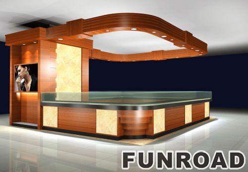 深圳Funroad珠宝展示亭设计制作