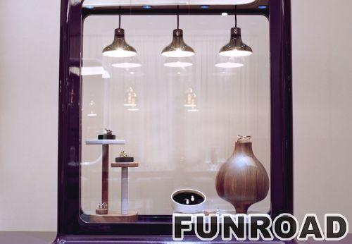 珠宝概念店为珠宝展设计VIP区家具商业家具展柜
