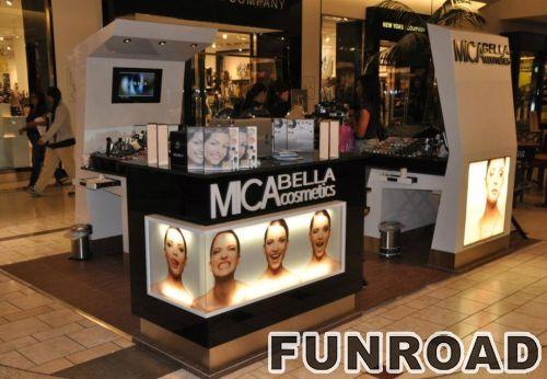 Micabella化妆品展柜