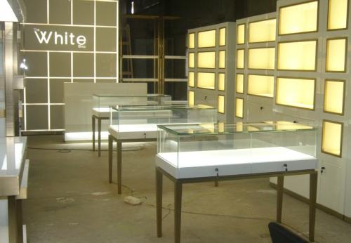 珠宝精品店设计