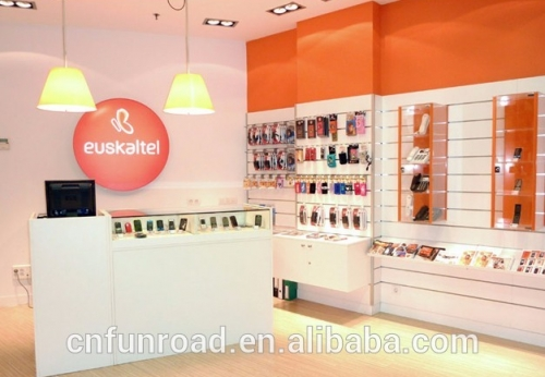 手机商店柜台修理柜台设计手机商店装饰