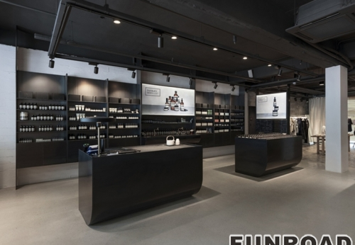 零售和批发精品展示柜化妆品展示柜出售