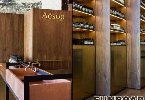 化妆品展示柜亚克力化妆品展柜化妆展示柜商场香水展示架