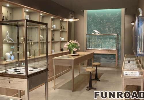 High End Jewelry Furniture Display, Jewellery Store Interior Design
