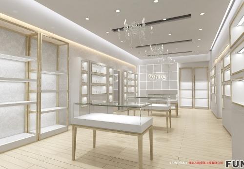 珠宝商店定制珠宝商店柜台设计