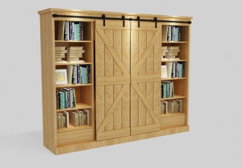 木制电视柜设计木制电视橱窗展柜