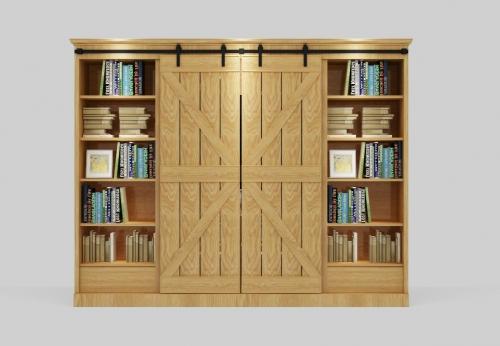新型电视木柜电视陈列柜和书籍展柜