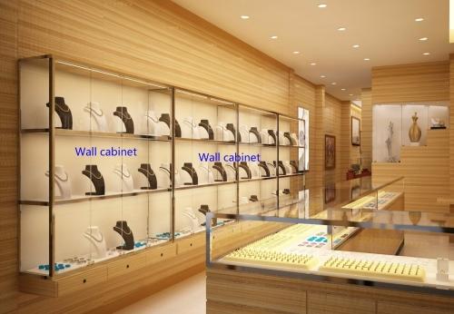定制现代珠宝店描述