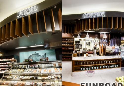FRSM-0002生活用品超市展柜案例