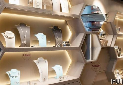 广州珠宝首饰展示柜定制