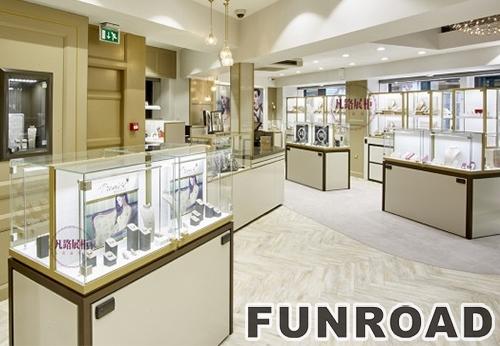珠宝的销量与珠宝展示柜制作有关系吗?